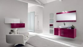 Arredare il bagno: lo stile moderno