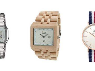orologi da uomo tendenza 2017