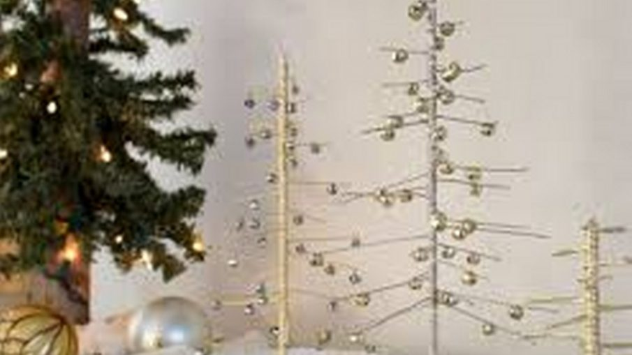 Albero Di Natale Legno Fai Da Te.Come Costruire Un Albero Di Natale In Legno Con Il Fai Da Te Init