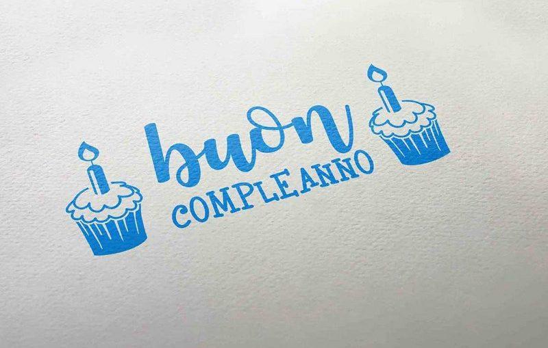 Timbri Compleanno Per Gli Auguri Personalizzati E Originali Init