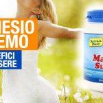 Magnesio supremo: benefici per l'organismo