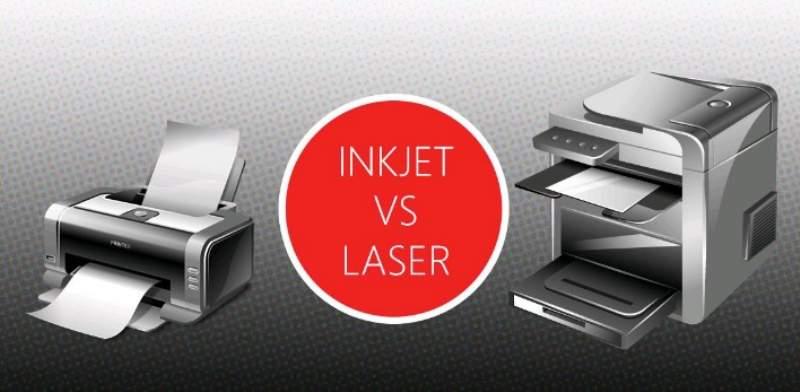 Scegliere stampante laser o inkjet