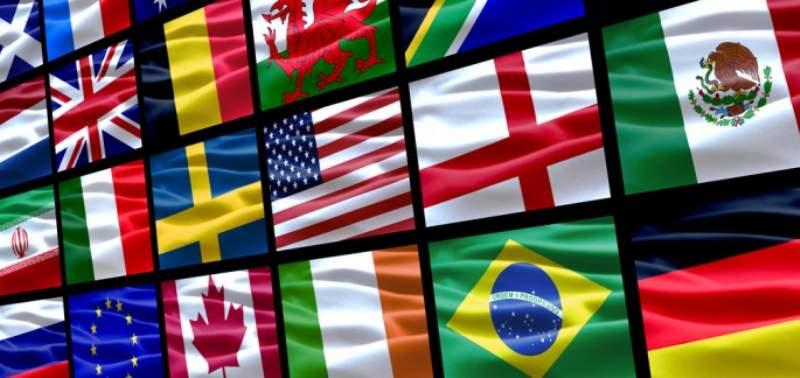 bandiere paesi del mondo