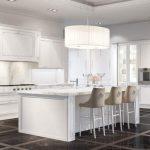 Cucina e soggiorno in una sola stanza